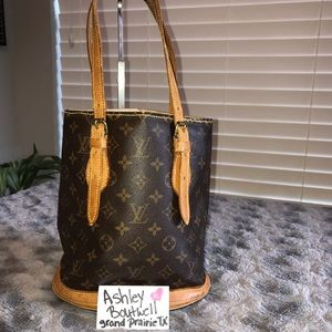 Authentic LV Project Bucket PM